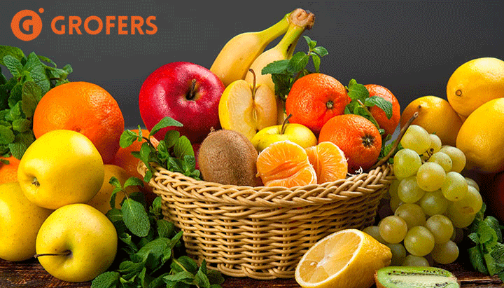 online grocery stores in India