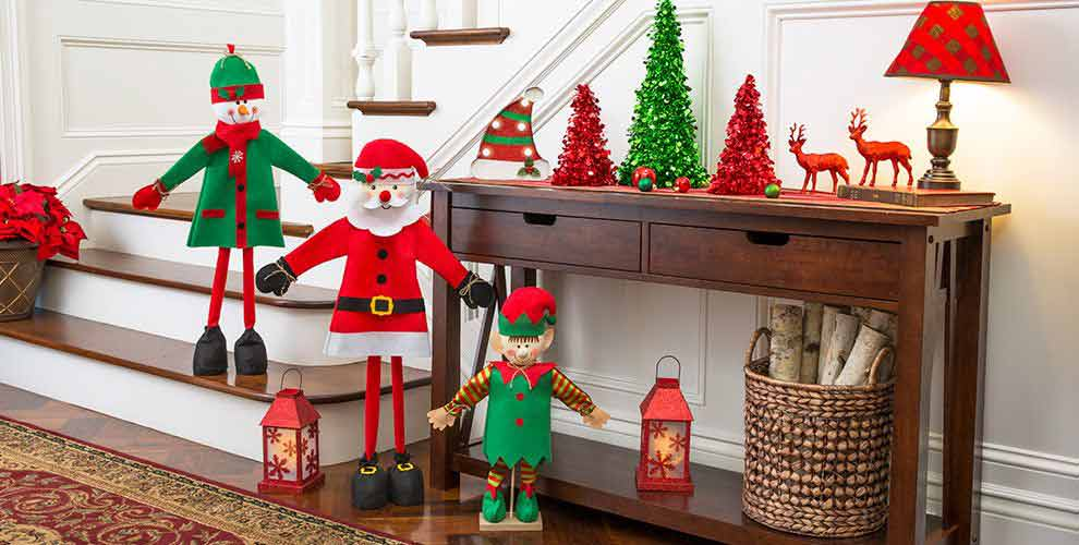 Things to bag in this christmas season for Home decor items on sale