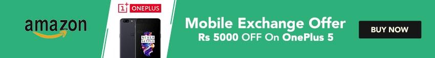 Amazon Mobile Exchange Offer