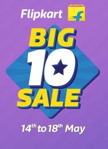 Flipkart Big 10 Sale Offers