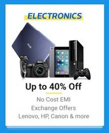 Flipkart Offers On Electronics