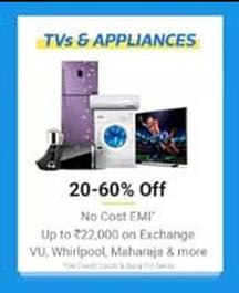 Flipkart Offers On Appliances