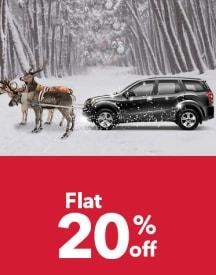Flat 20% OFF On Car Rentals In Vizag