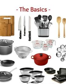 Kitchen Essentials: Minimum 30% OFF