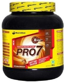 MuscleBlaze PRO7 Protein Blend Chocolate