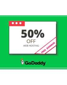 Up To 50% OFF On Web Hosting