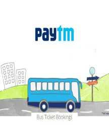 Flat Rs 100 Cashback On APSRTC Bus Ticket Bookings