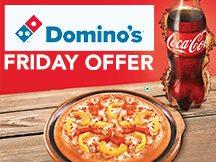 Dominos Friday Offer