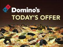 Dominos Offer Today