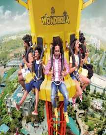College Students Offer: Flat 20% OFF On Wonderla Park Entry Tickets