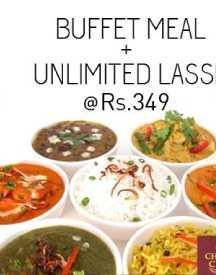Book Your Full Day Package Meal At Just Rs 349