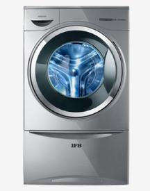 IFB Senator 8kg Smart Touch SX Washing Machine Silver