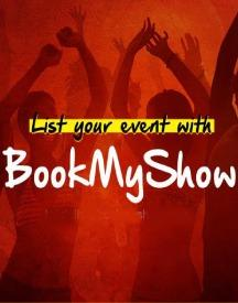 BookMyShow Special Events Tickets