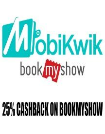 BookMyShow MobiKwik Wallet Offer