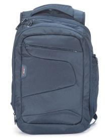 Leather Trim Canvas Laptop Bag @ Rs. 3399