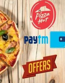 Pizza Hut Paytm Offer: Get 30% Discount