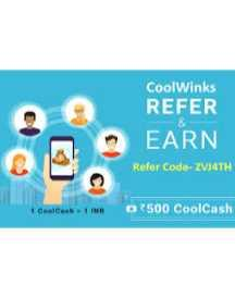 Refer And Earn Rs 500 CoolCash