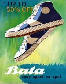Up To 50% OFF On BATA Sports Shoes