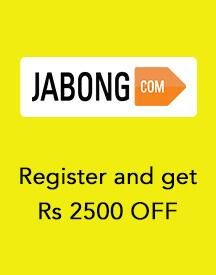 Jabong New User Offer