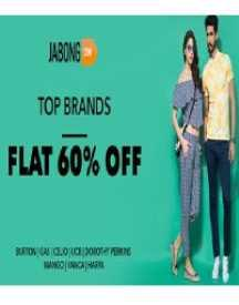 Men's Fashion @ Up To 60% OFF - Jabong