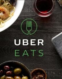 UberEats Delhi Offer: Flat 33% OFF On Food Orders
