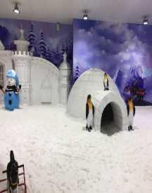 Save Rs 100 On Snow Park Tickets