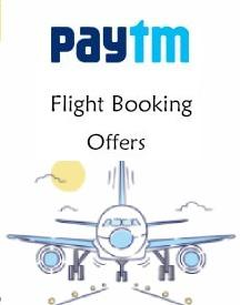 Paytm Flights New User Offer