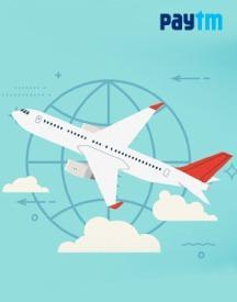 Paytm Offers On International Flight Tickets
