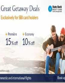 Jet Airways Bank Offers: Up To 15% OFF