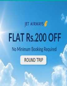 Jet Airways Mobile Offer: Up To Rs 200 OFF