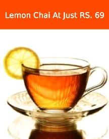 Lemon Chai for Just Rs 69