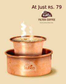 Filter Coffee for Just Rs 79