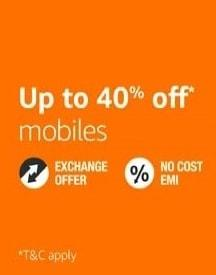Croma Mobiles - Up To 40% Discount