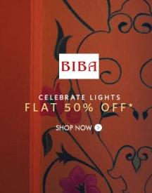 Biba Online Shopping: Signup and Get Rs 300 OFF