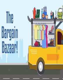 Paytm Bargain Bazaar: Upto 93% OFF