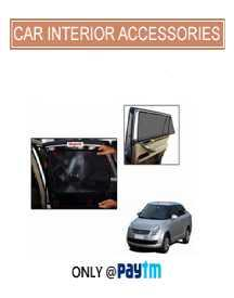 Car Interior Accessories - Get 15% Cashback