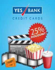 Get Rs 100 OFF On YES Bank Credit & Debit Cards