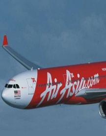 Goomo Air Asia Spcial Fair: Starting from Rs 9000