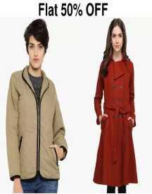 Women's Western Wear: Flat 50% OFF