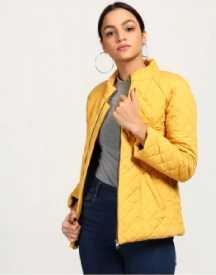 Mustard Anella Fur Hoodie Jacket