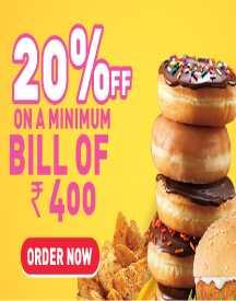 Get Rs 100 OFF On Order of 400 & Above