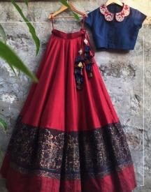 Lehenga Choli's Under Rs 500