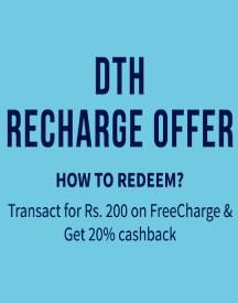 Best Price On DTH Recharges Online