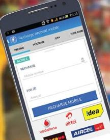 Exclusive Cashback Offer On Mobile Recharges