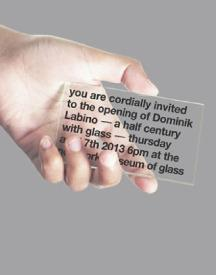 Economical Trendy Transparent Business Cards