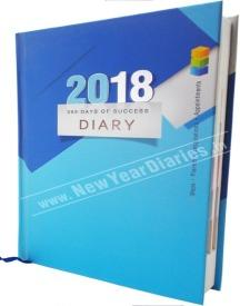 Get Flat 30% OFF On New Year 2018 Diaries