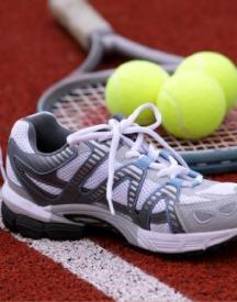 Flat 50% OFF On Tennis Shoes