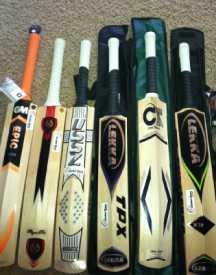 Flat 40% OFF On Cricket Bats