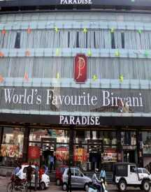 Biryani Restaurants in Hyderabad