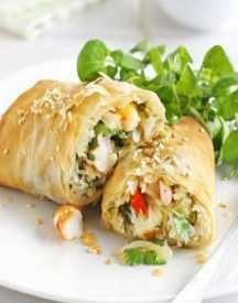 Best Wraps & Rolls @ Mumbai